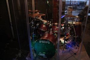 20150320 - CooCoo's - drums 1