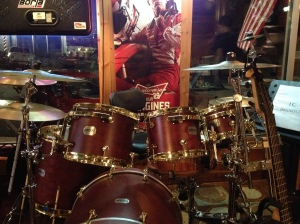 Bootleg Drums - nice photo