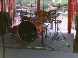 Lefty Williams gig 04272013 - kit