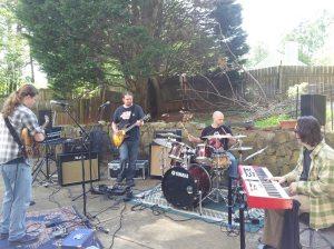 Lefty - williams rehearsal