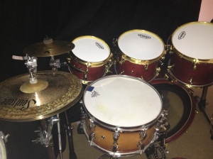 Bootleg Drums - Kit no cymbals - 2