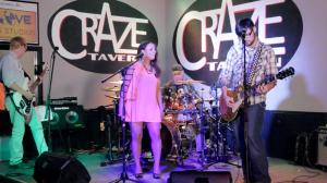 Kelly ballard Band at Craze Tavern