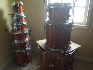 Stacked Taye Drums - 1
